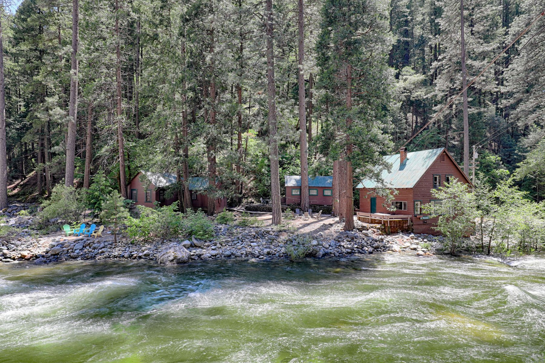 Other Residential Homes 为 销售 在 Recreational Opportunity 21622-2162 Hwy 49 Downieville, 加利福尼亚州 96125 美国