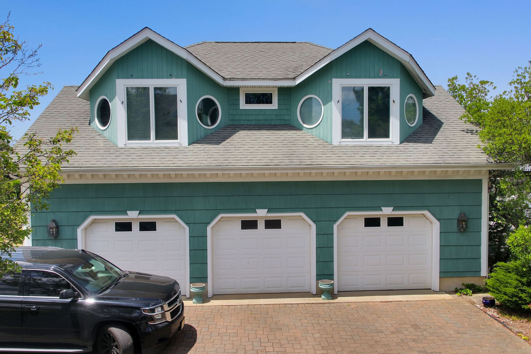 Single Family Homes for Sale at Waterfront 35 Deep Creek Drive A Manasquan, New Jersey 08736 United States