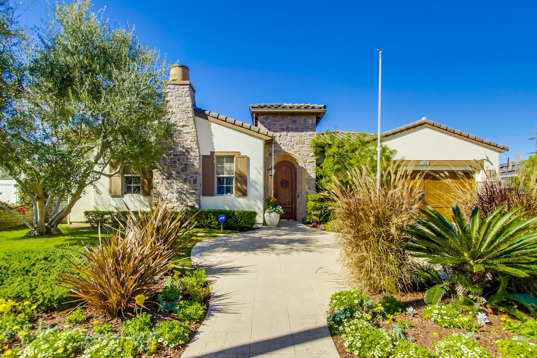 Maison unifamiliale pour l à vendre à 810 Alameda Blvd Coronado, Californie, 92118 États-Unis