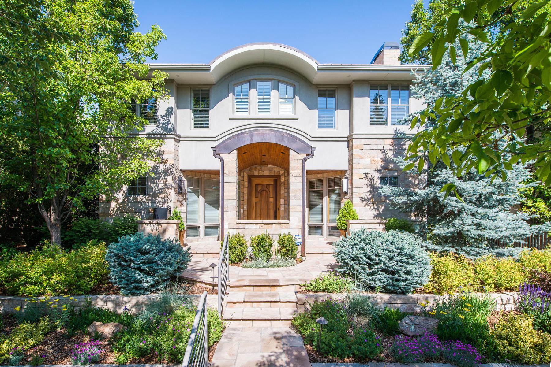 Nhà ở một gia đình vì Bán tại 520 Madison St 520 Madison Street Denver, Colorado 80206 Hoa Kỳ