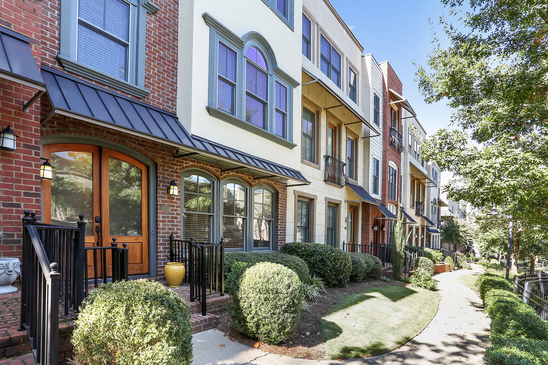 Sophisticated Townhome in Atlantic Station 1219 Mecaslin Street NW Unit 3 Atlanta, Georgia 30318 United States