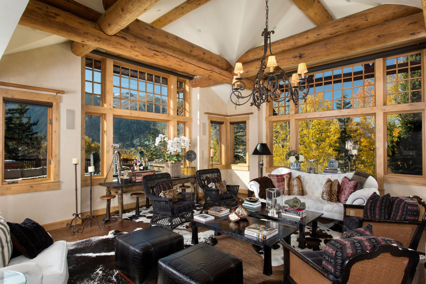 Single Family Home for Rent at 201 Silverlode Drive 201 Silverlode Drive Aspen, Colorado 81611 United States