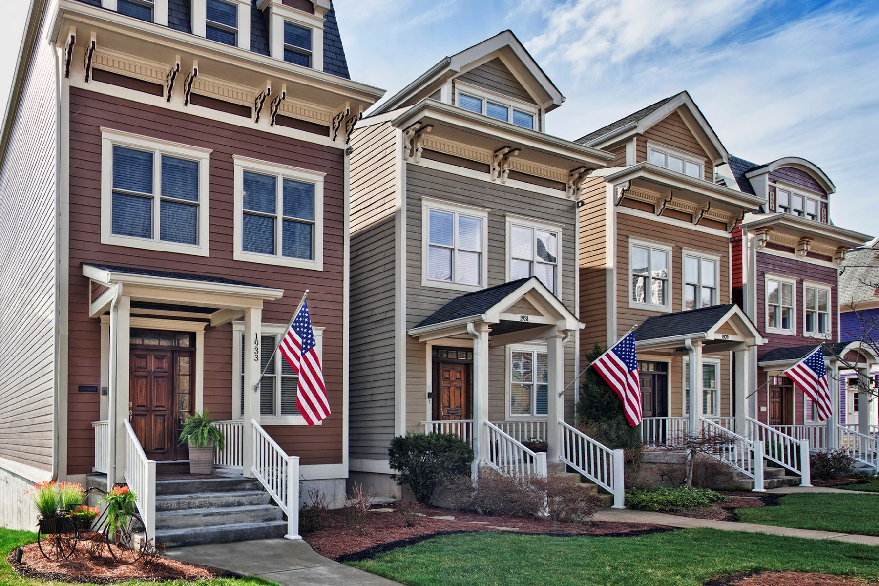 Single Family Homes for Sale at Riverfront Home 1931 Riverside Dr Cincinnati, Ohio 45202 United States