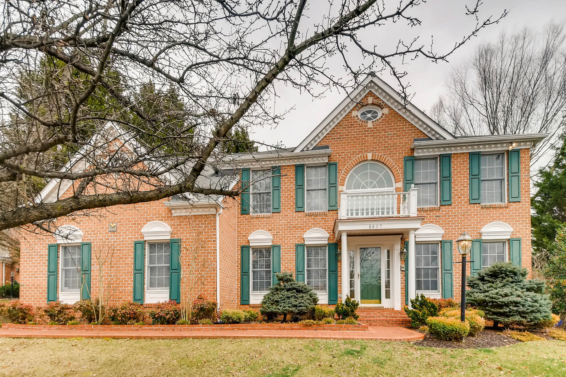 Single Family Home for Sale at Seminary Overlook 8607 Countrybrooke Way, Lutherville Timonium, Maryland, 21093 United States