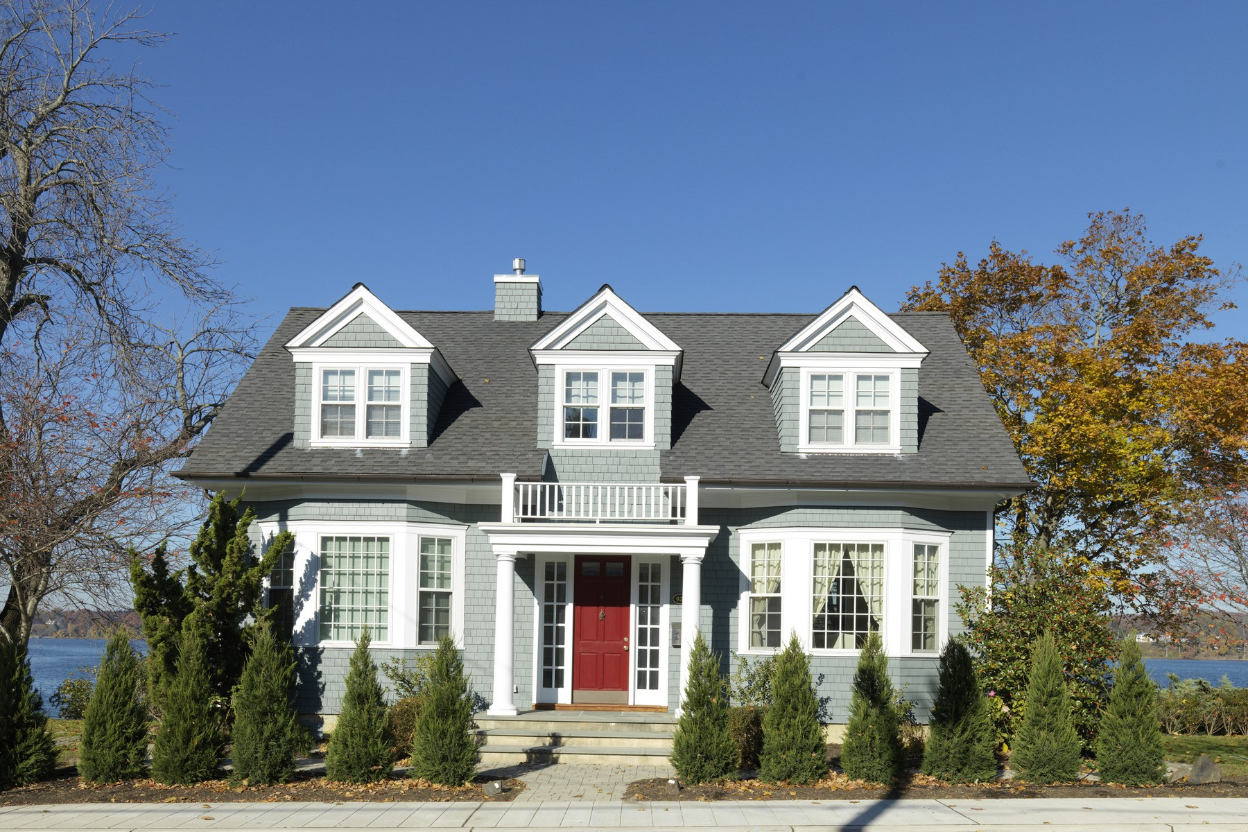 Single Family Home for Sale at Carpe Diem 923 River Road Fair Haven, New Jersey 07704 United States