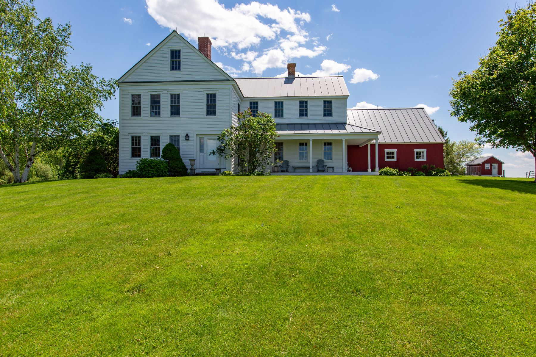 Single Family Homes for Sale at Summerfield Farm 236 Lang Hill Rd Granville, New York 12832 United States