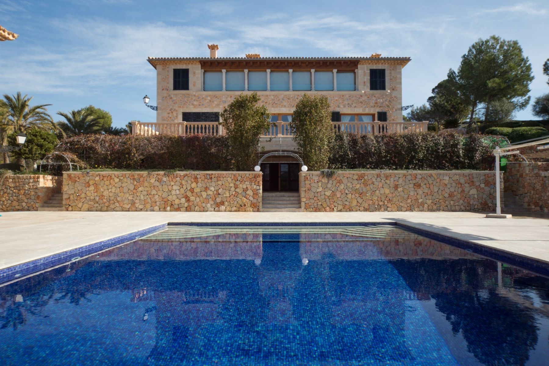Single Family Home for Sale at Stunning mansion in Camp de Mar Other Balearic Islands, Balearic Islands, Spain