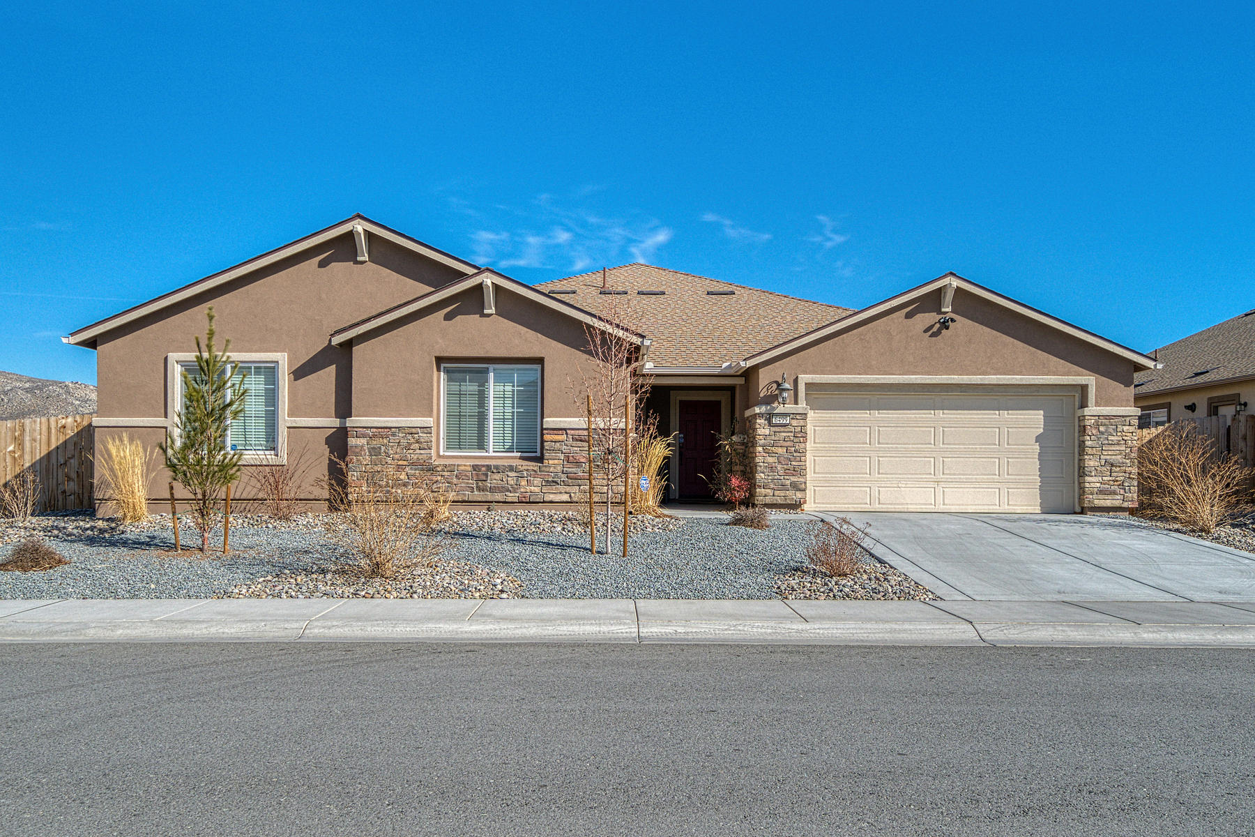Single Family Homes for Active at 6499 Cone Peak Drive, Carson City, NV 89701 6499 Cone Peak Drive Carson City, Nevada 89701 United States