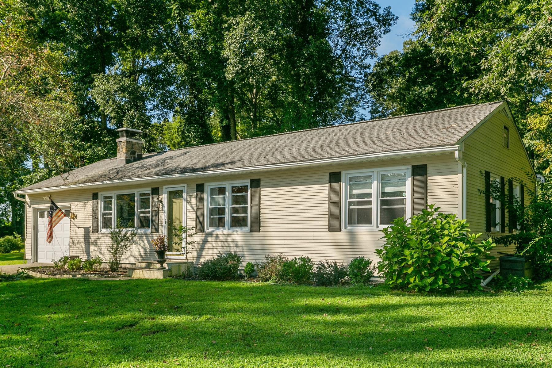 Частный односемейный дом для того Продажа на Woodland Ranch 8 Woodland Drive Brewster, Нью-Йорк 10509 Соединенные Штаты