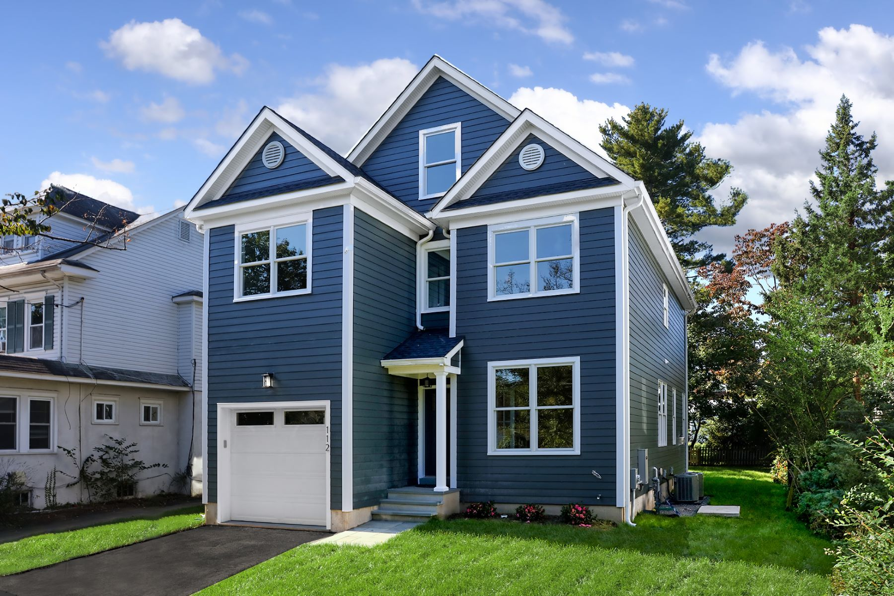 Property for Sale at New Construction On A Tree Street! 112 Linden Lane, Princeton, New Jersey 08540 United States