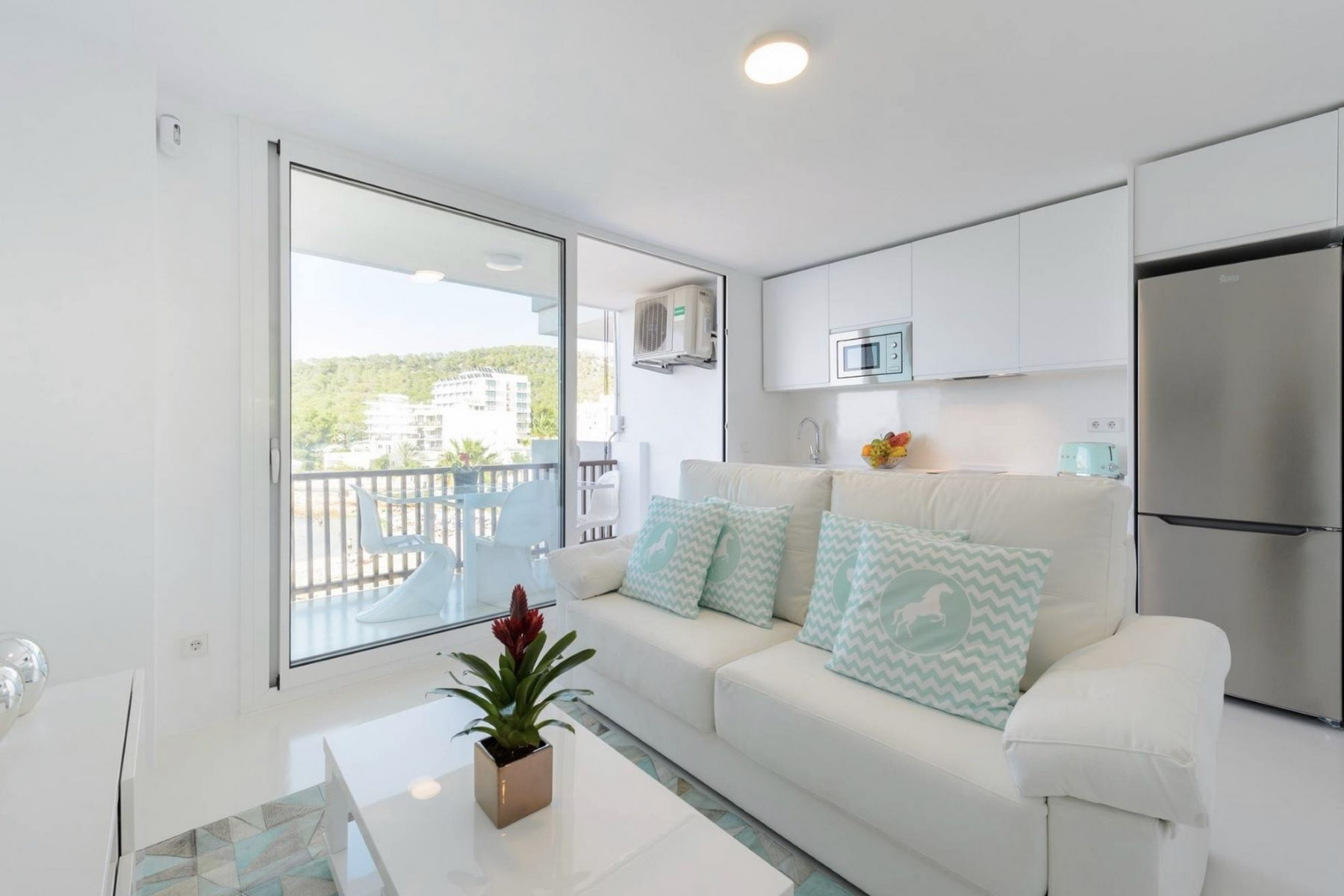 Single Family Home for Sale at Front Line apartment for sale in S. Antonio - Ibiza Ibiza, Balearic Islands Spain