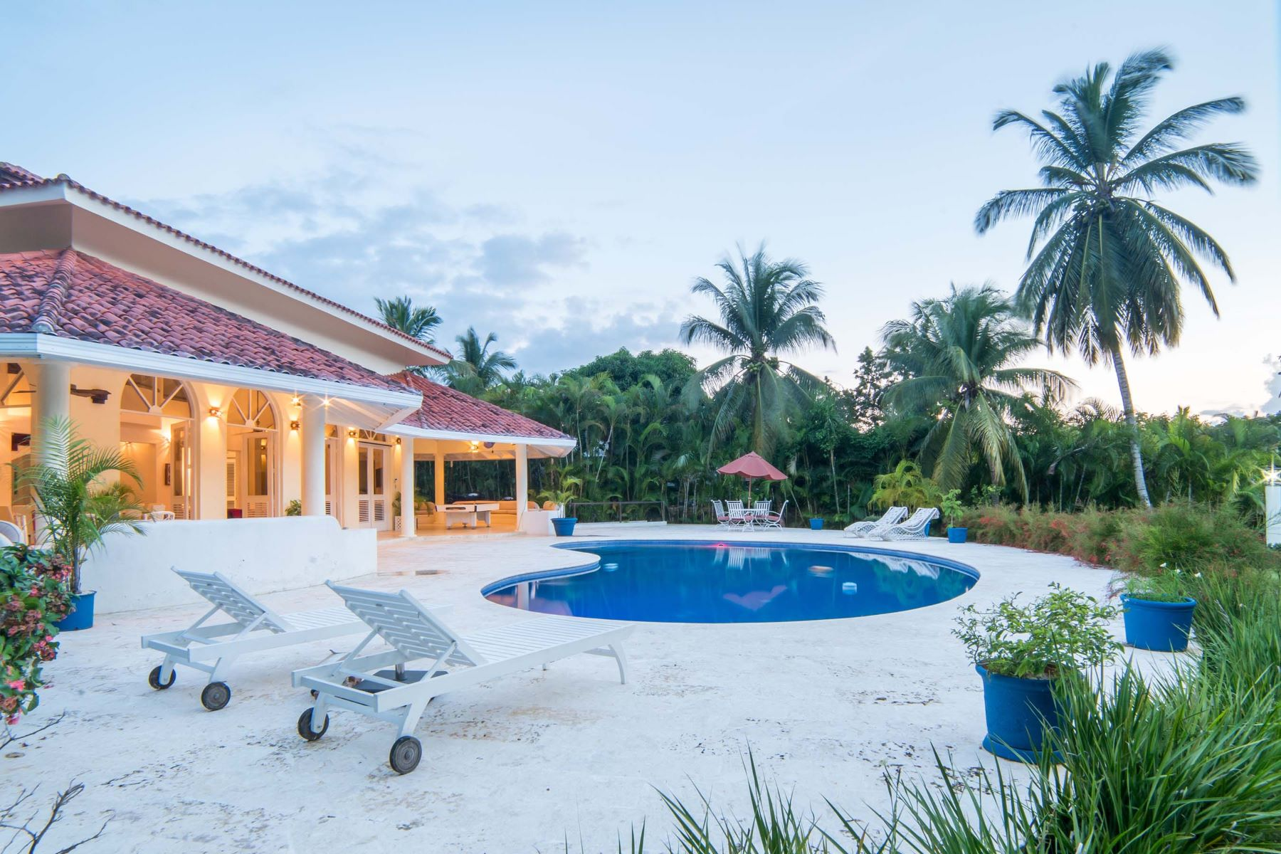 Single Family Home for Sale at The Largest and Least Expensive Turn-Key home in the Neighborhood Casa De Campo, La Romana Dominican Republic