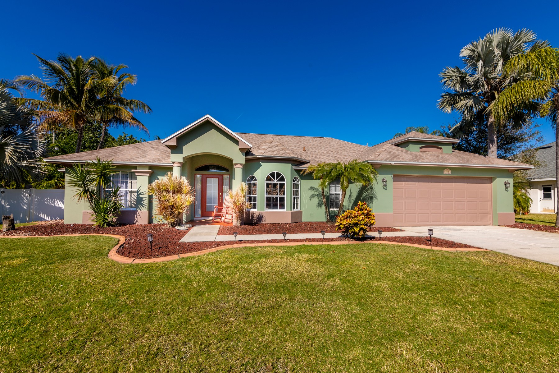 Single Family Homes for Sale at Stunning Pool Home with Great Entertaining Space in Ideal Location 218 Second Avenue Indialantic, Florida 32903 United States