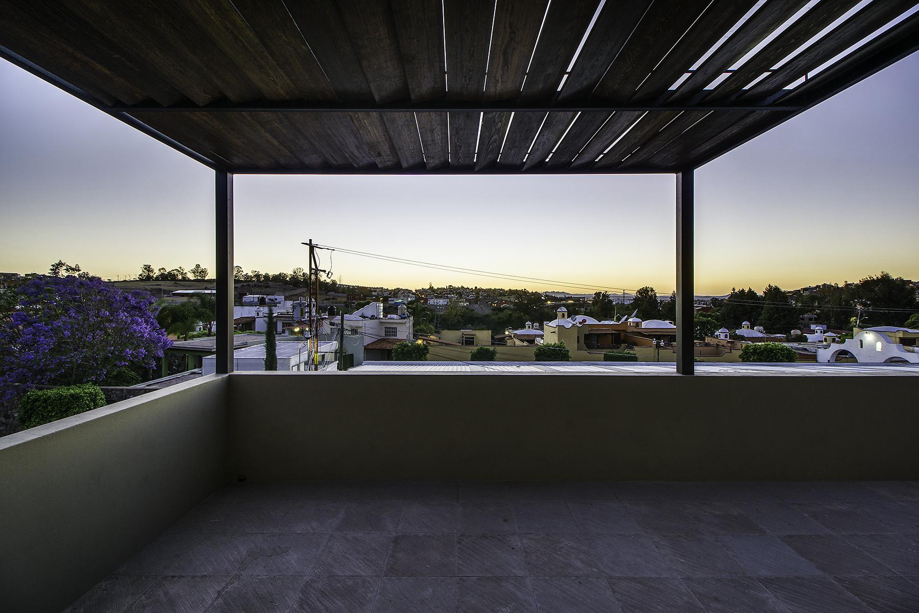 Additional photo for property listing at CASA CHIMAL San Antonio, San Miguel De Allende, Guanajuato Mexico