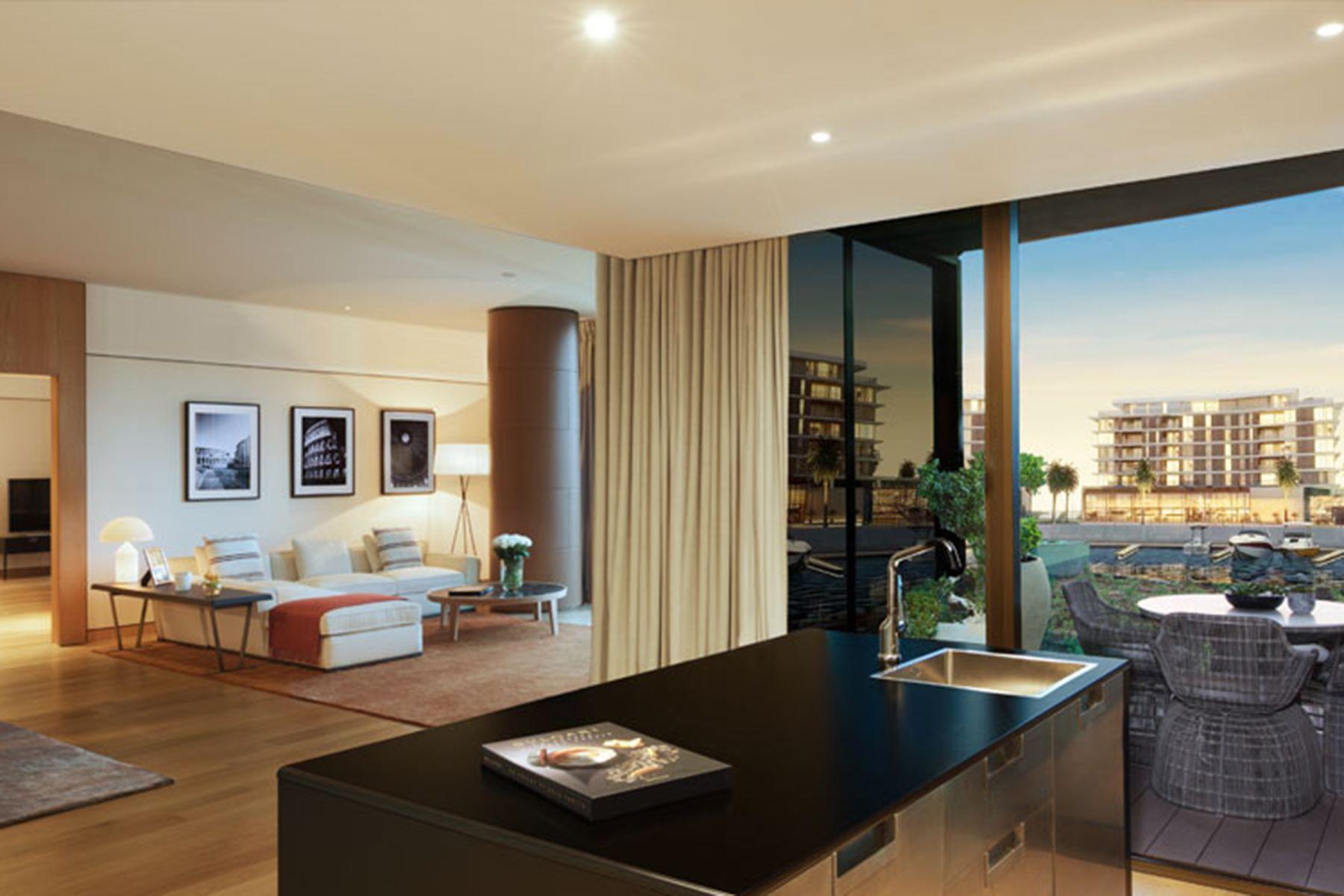 Apartamento por un Venta en Luxury Resort and Residences by Bulgari Other Dubai, Emiratos Arabes Unidos