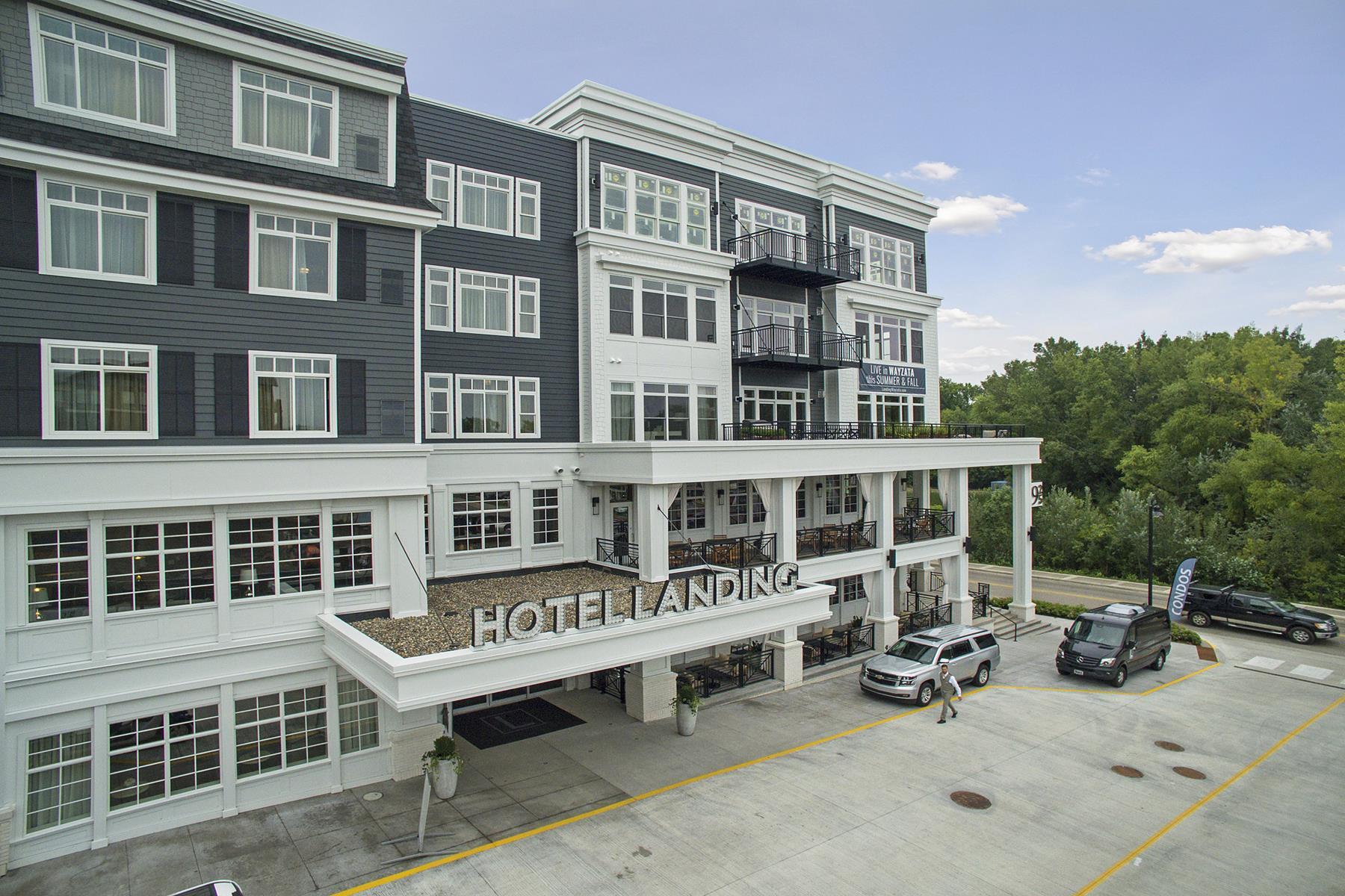 Condominiums for Sale at 935 E Lake Street #404 Wayzata, Minnesota 55391 United States