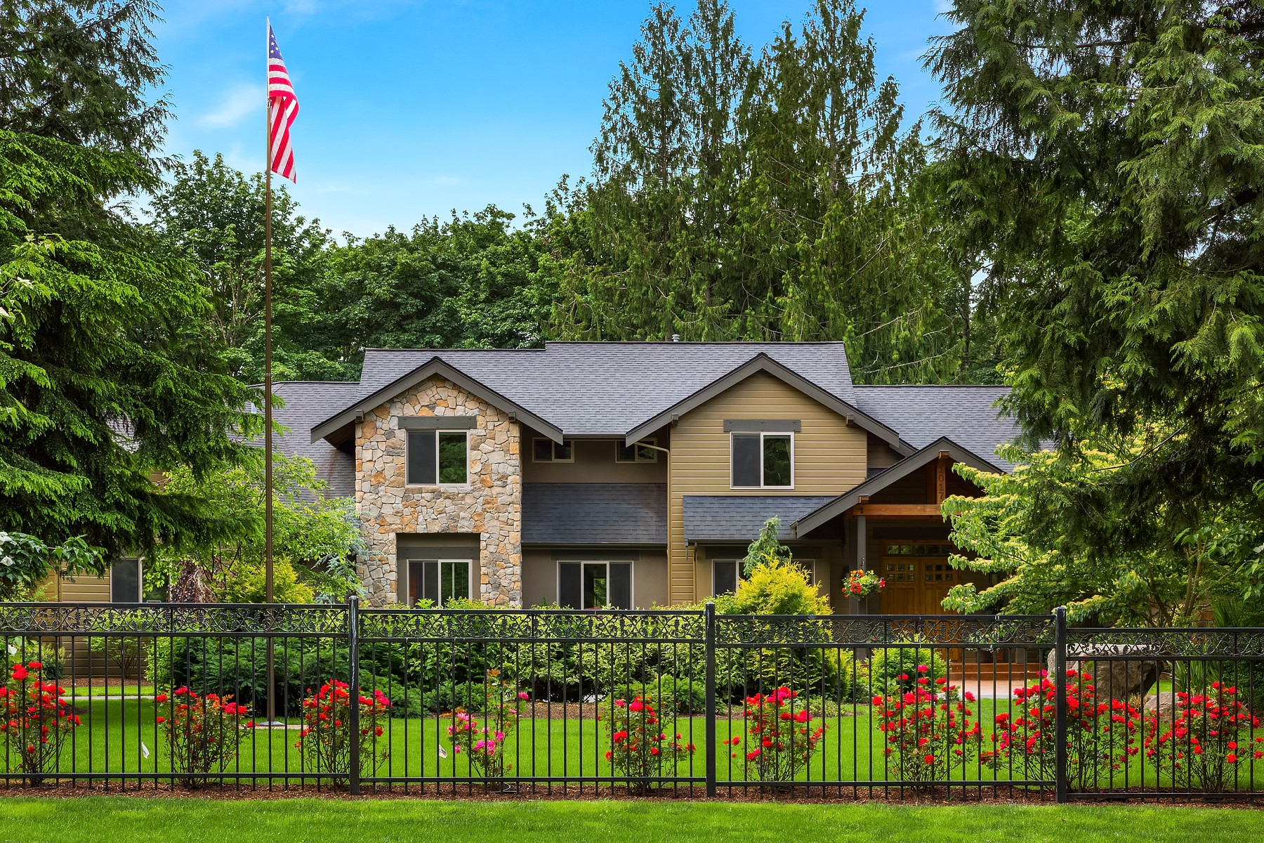 Single Family Home for Sale at Treemont 1017 Treemont Wy SE Fall City, Washington 98024 United States
