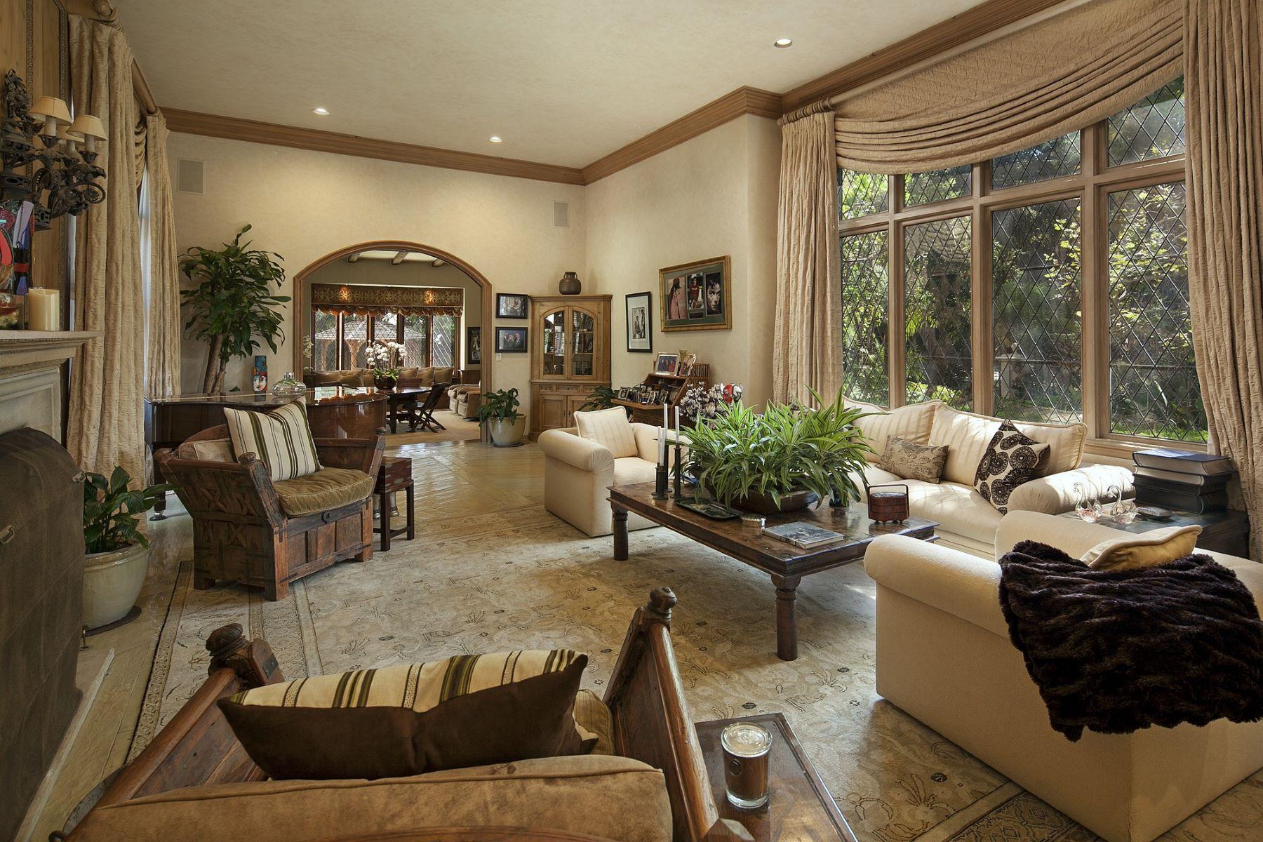 Additional photo for property listing at Historic Warner Estate 1006 Rexford Drive 比佛利山庄, 加利福尼亚州 90210 美国