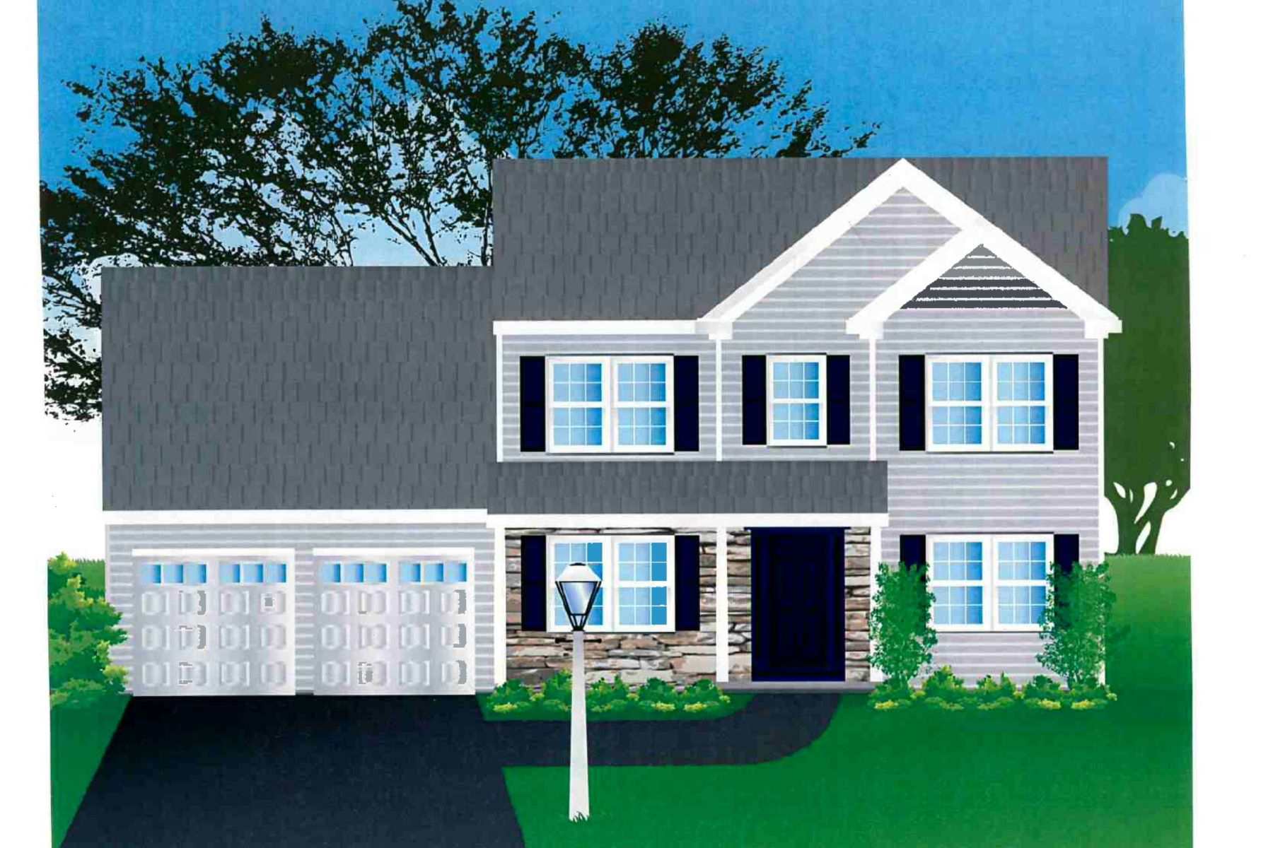 Single Family Homes for Sale at 1 Westbrooke Drive Elizabethtown, Pennsylvania 17022 United States