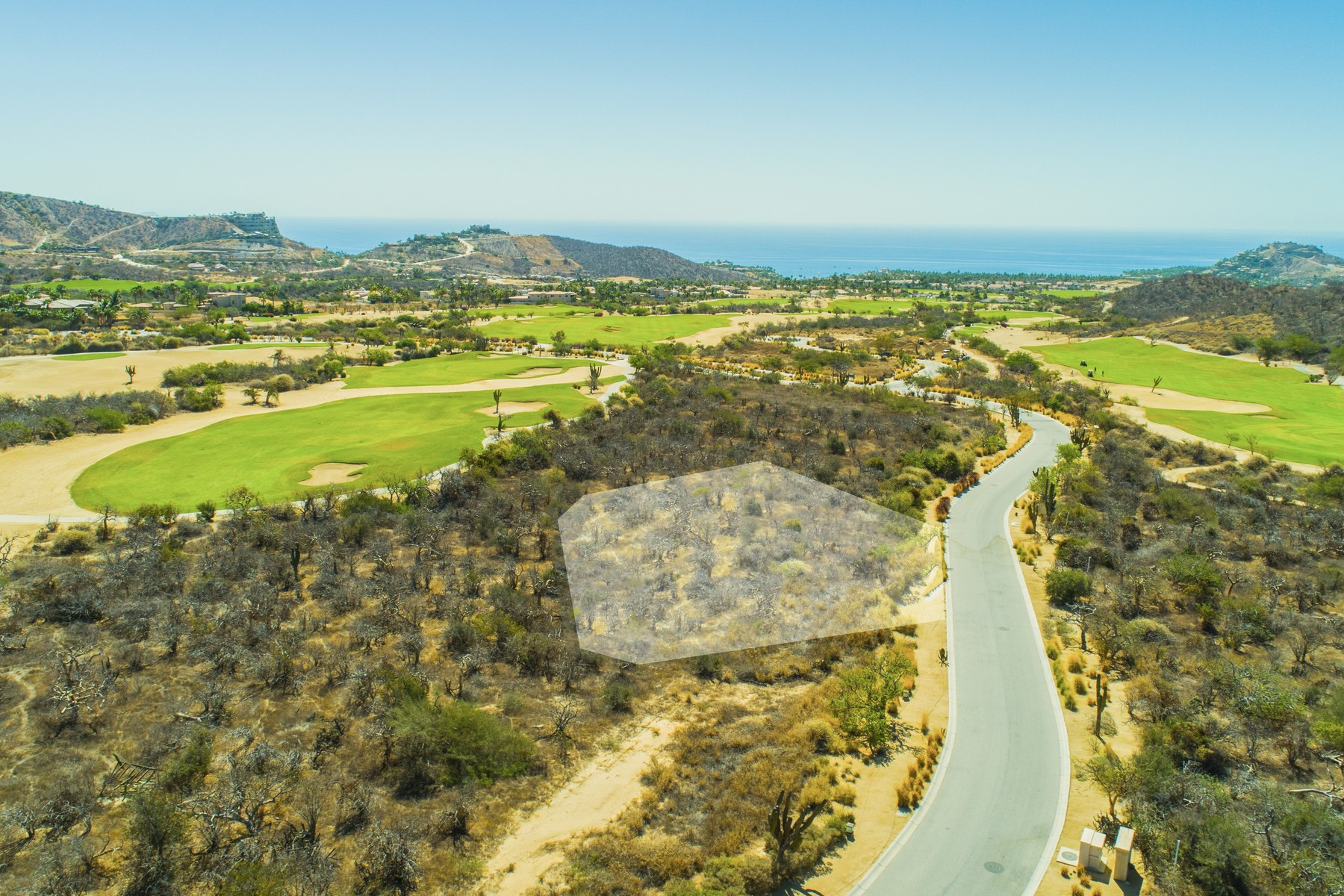 Additional photo for property listing at Homesite Oasis 34 Palmilla Palmilla Homesite San Jose Del Cabo, Baja California Sur 23522 Mexico