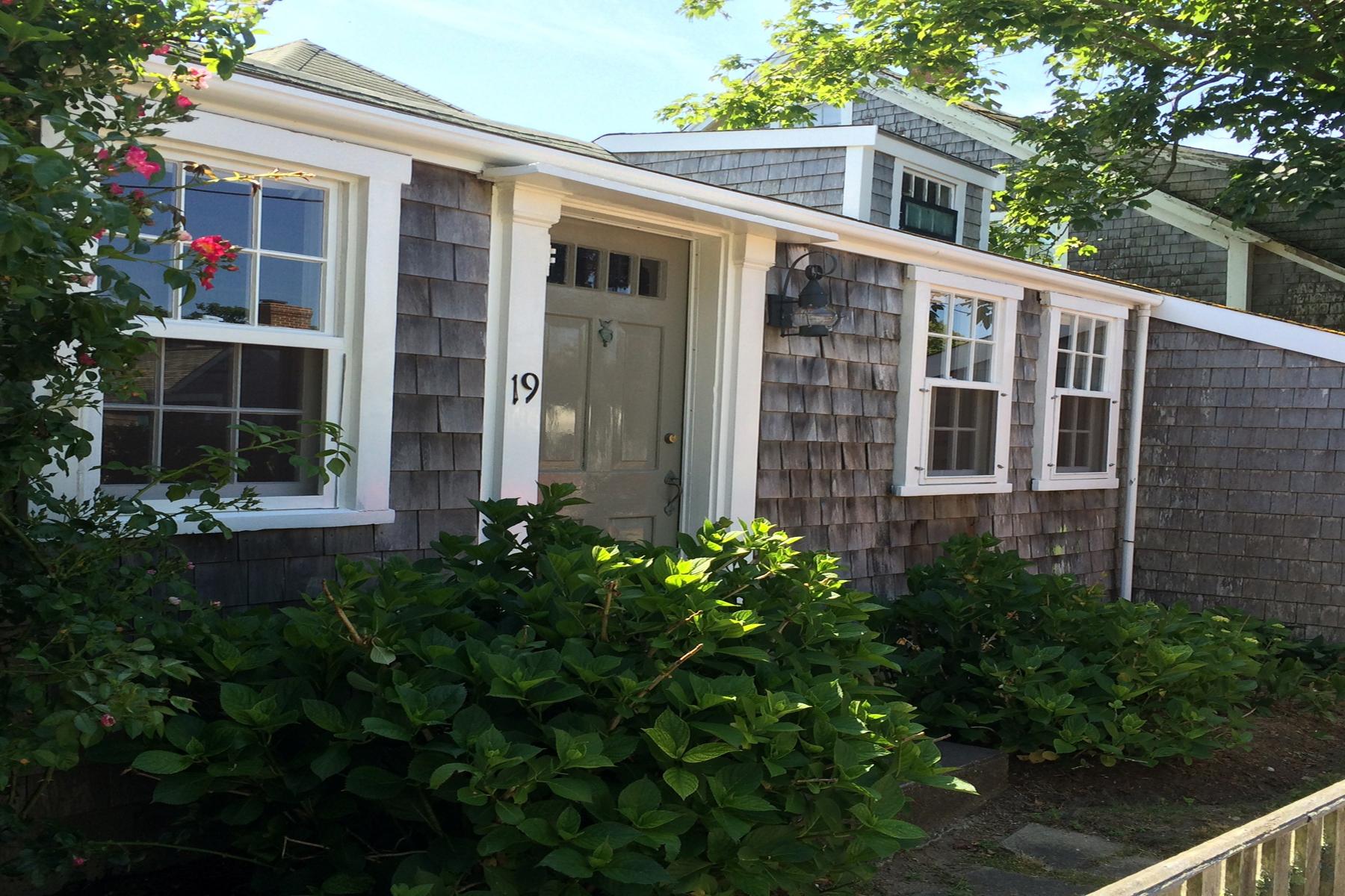 Moradia para Venda às Delightful Cottage with Water Views 19 Broadway Siasconset, Massachusetts, 02554 Estados Unidos
