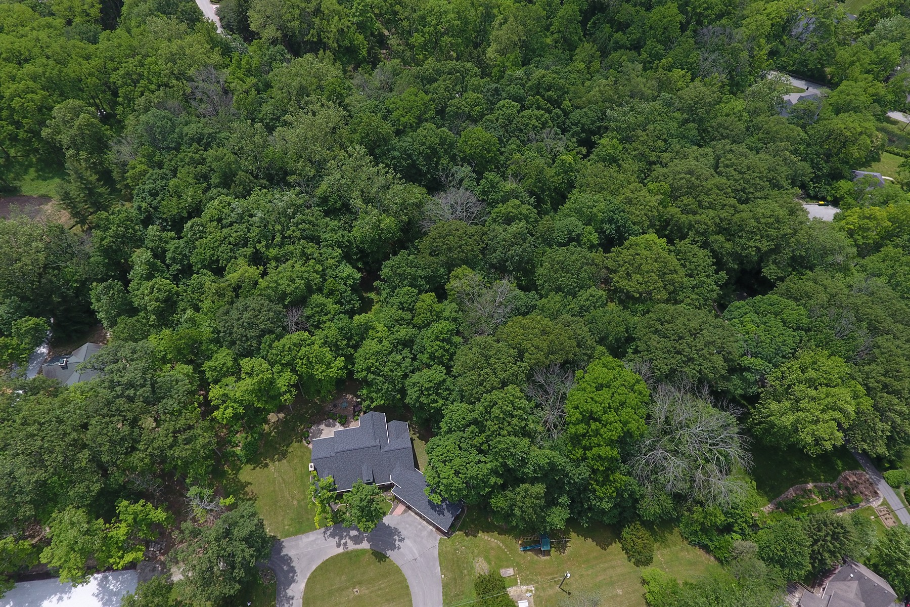 Single Family Homes 为 销售 在 Majestic Retreat in Zionsville 11677 Sycamore Street 宰恩斯维尔, 印第安纳州 46077 美国