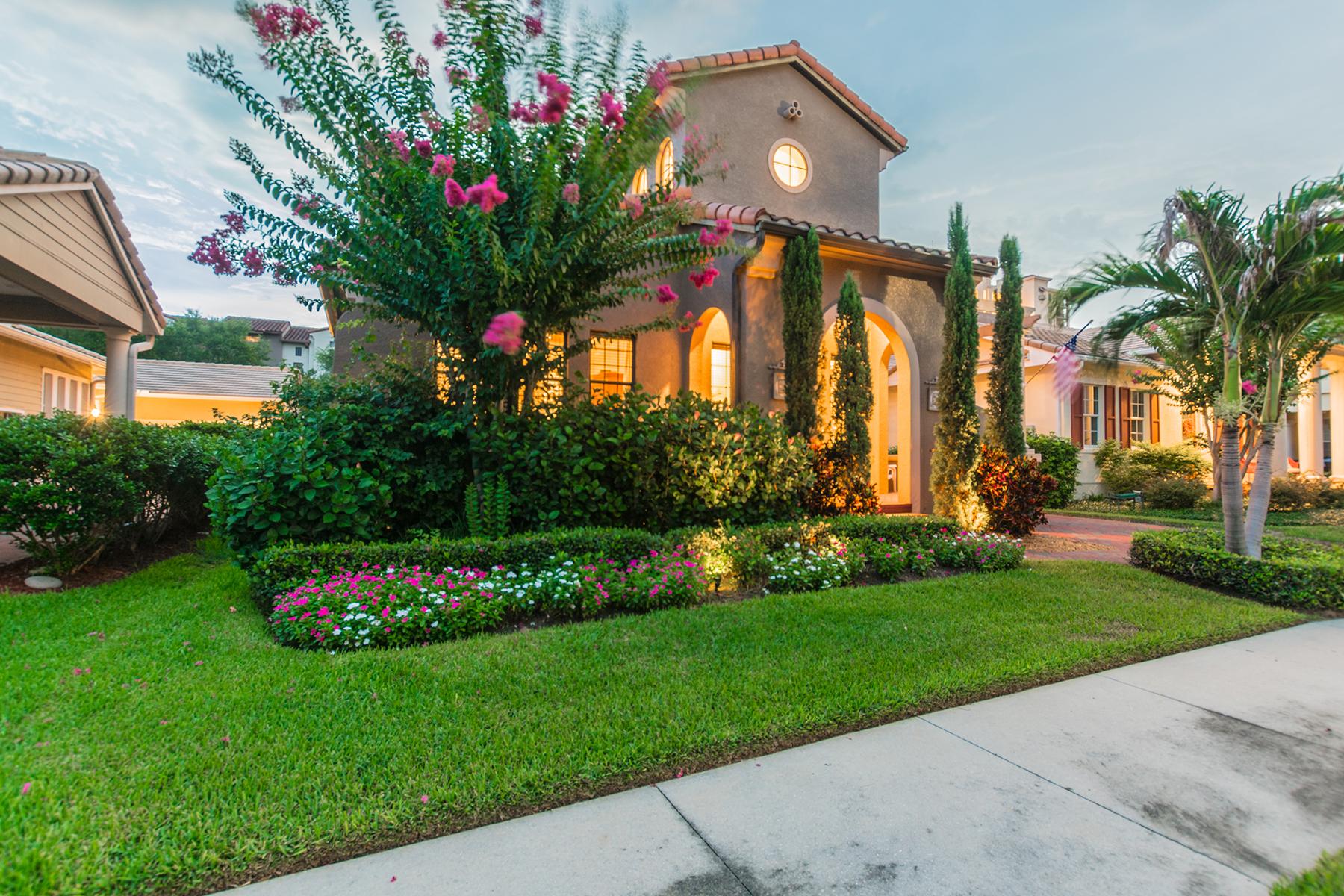 Casa Unifamiliar por un Venta en WESTSHORE YACHT CLUB 6122 Yeats Manor Dr Tampa, Florida 33616 Estados Unidos