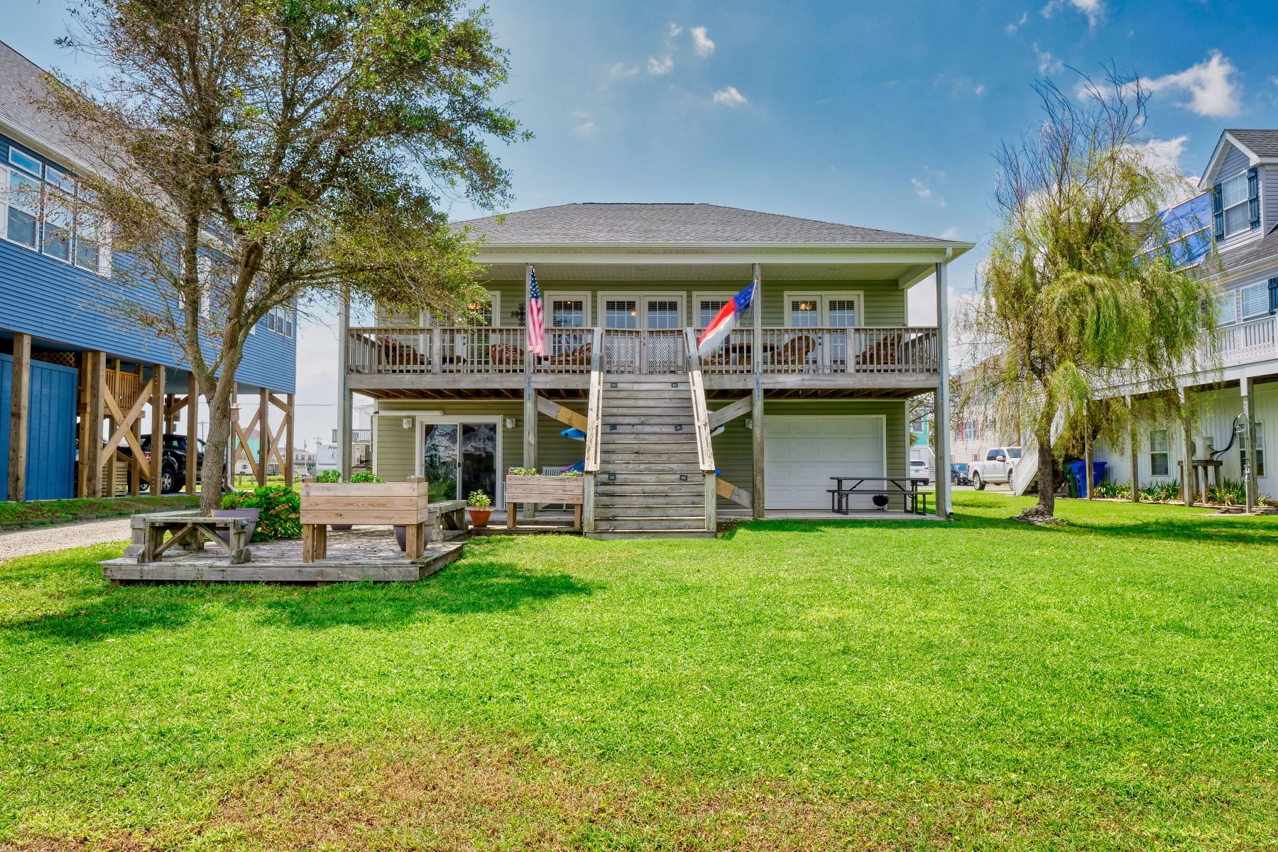 Single Family Homes for Active at Boater's Dream Location 4022 4th Street Surf City, North Carolina 28445 United States