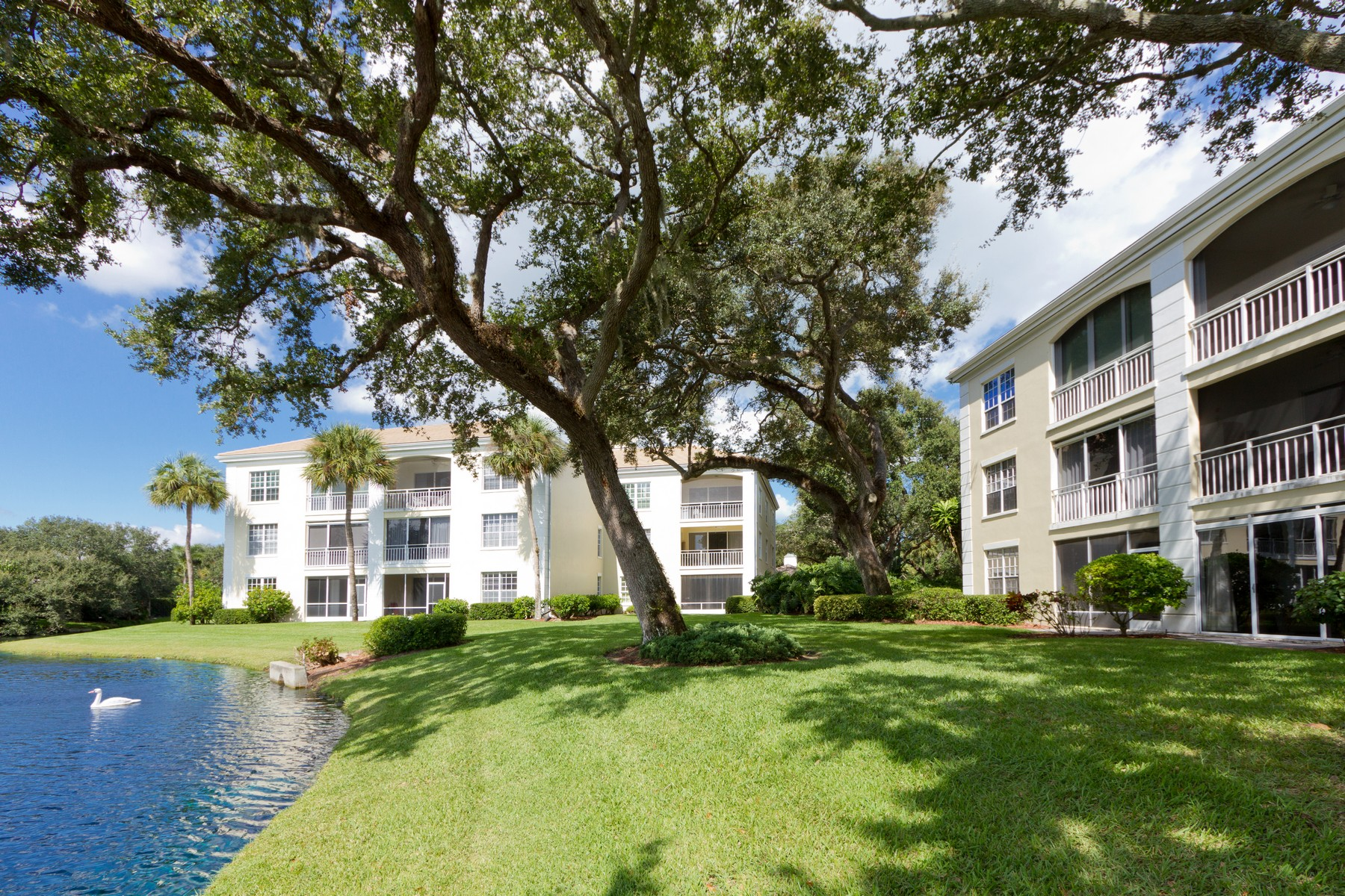 Condominiums for Sale at Penthouse Unit with Peaceful Lake Views 200 Sable Oaks Lane #304 Indian River Shores, Florida 32963 United States