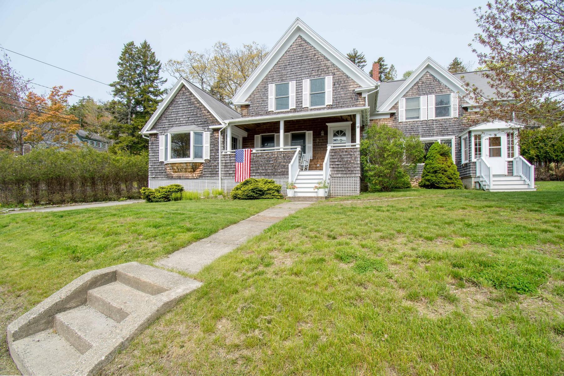 Single Family Homes for Active at Harborside Cottage 18 Harborside Road Northeast Harbor, Maine 04662 United States