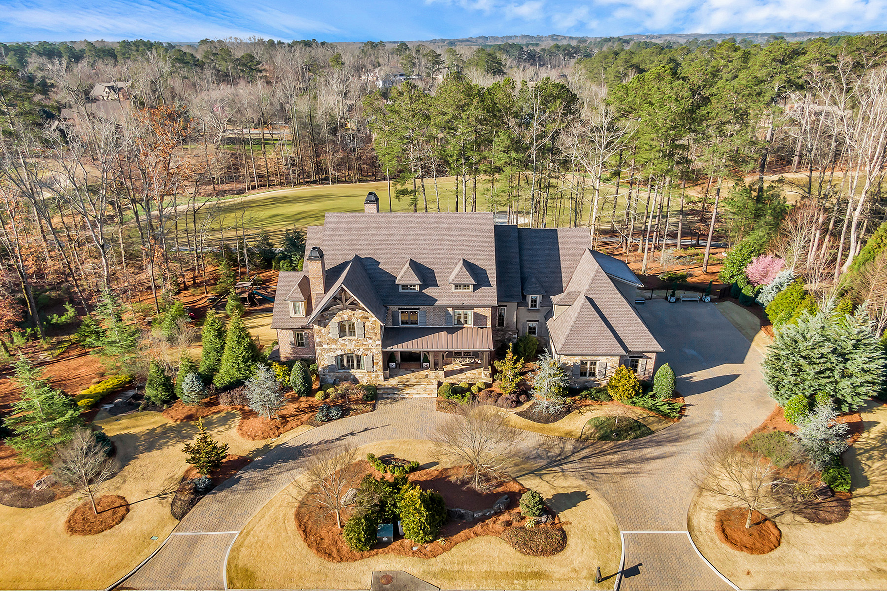 Single Family Homes for Active at Sophisticated Elegance 4834 Kettle River Point Suwanee, Georgia 30024 United States