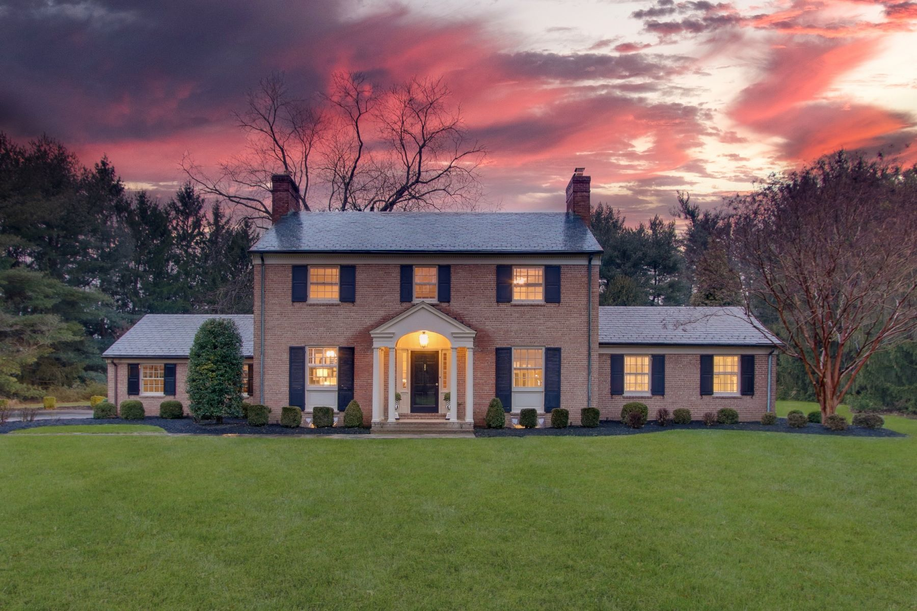 Single Family Homes for Active at Wakefield 2210 Boxmere Road Lutherville Timonium, Maryland 21093 United States