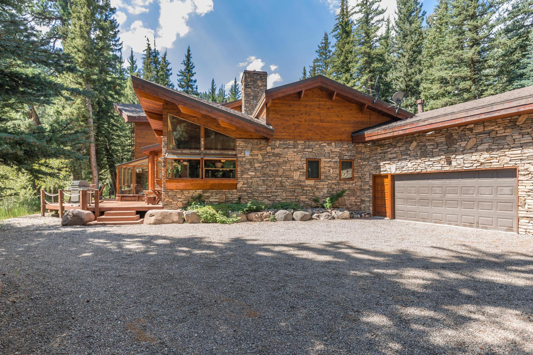Single Family Homes para Venda às Antonito, Colorado 81120 Estados Unidos