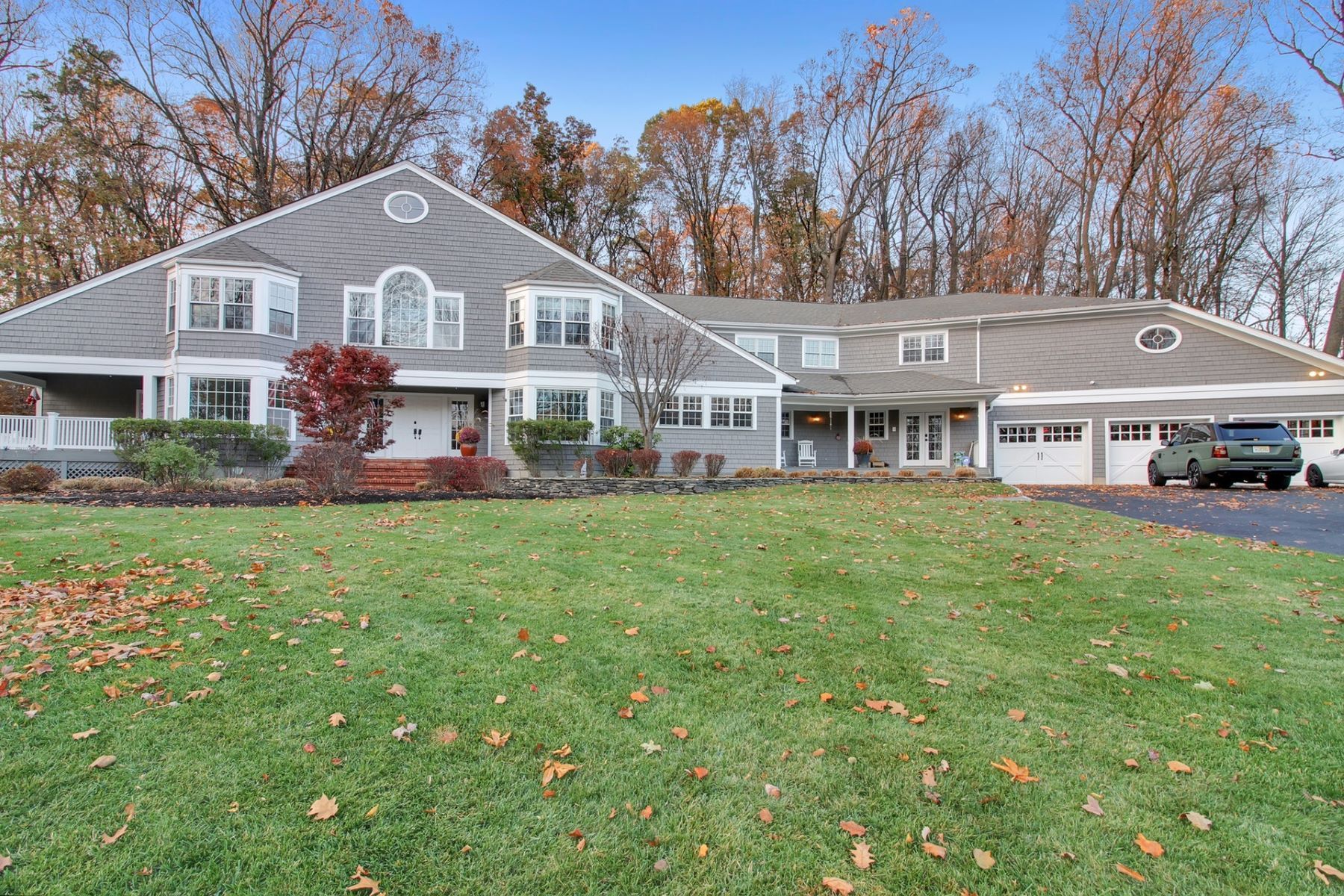 "Single Family Home for Sale at One of Randolph's most spectacular homes - Feat. in ""Dreamhomes of NJ""!! 18 Old Wood Lane, Randolph, New Jersey 07869 United States"