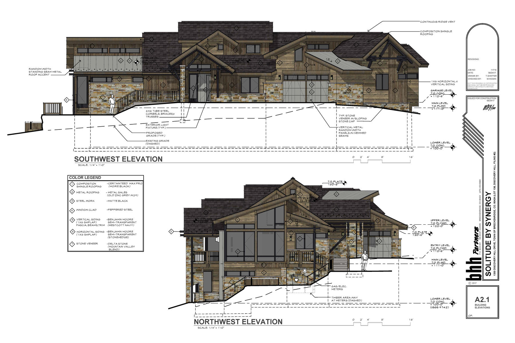 Single Family Home for Active at Solitude by Synergy 1330 Discovery Hill Breckenridge, Colorado 80424 United States