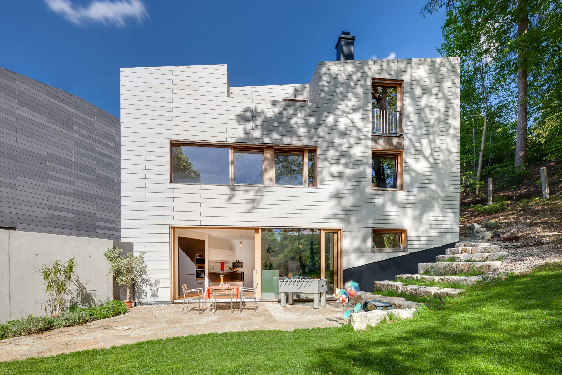 Single Family Homes for Sale at FORM FOLLOWS FUNCTION - MUNICH, GRÜNWALD Munich, Bavaria Germany