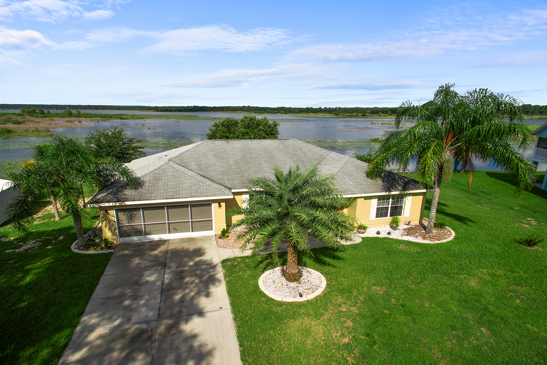 Single Family Homes for Sale at ORLANDO - SALT SPRINGS 14560 Ne 248th Ave Salt Springs, Florida 32134 United States