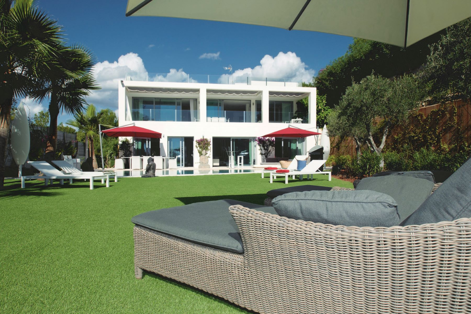 Villa per Vendita alle ore Villa With Sea View In Can Pep Simo Ibiza, Ibiza, 07800 Spagna