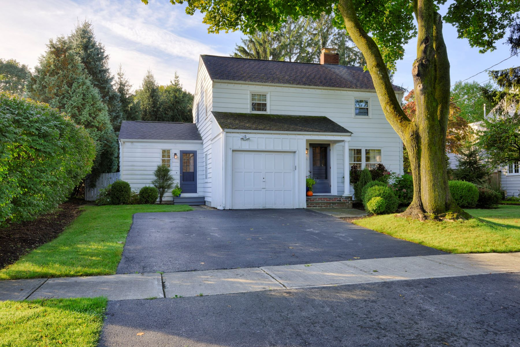 Single Family Homes for Sale at Charming Home in the Village 604 Oakwood Street Manlius, New York 13066 United States