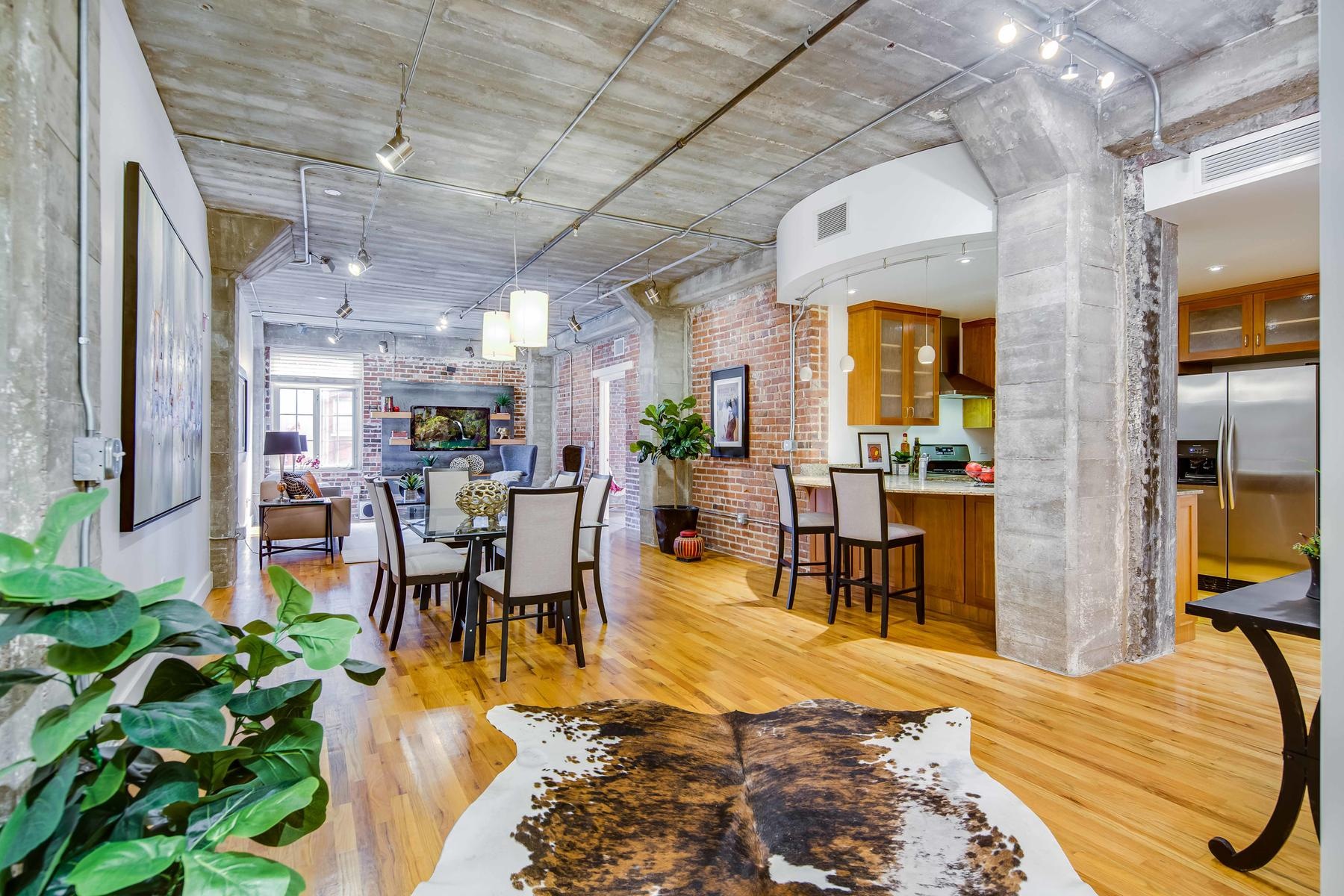 Single Family Home for Active at 1449 Wynkoop Street #408 1449 Wynkoop Street #408 Denver, Colorado 80202 United States