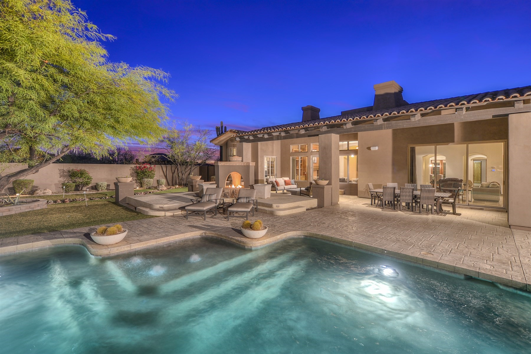 Single Family Home for Sale at Serenity at Grayhawk in Scottsdale 21797 N 82ND PLACE, Scottsdale, Arizona, 85255 United States