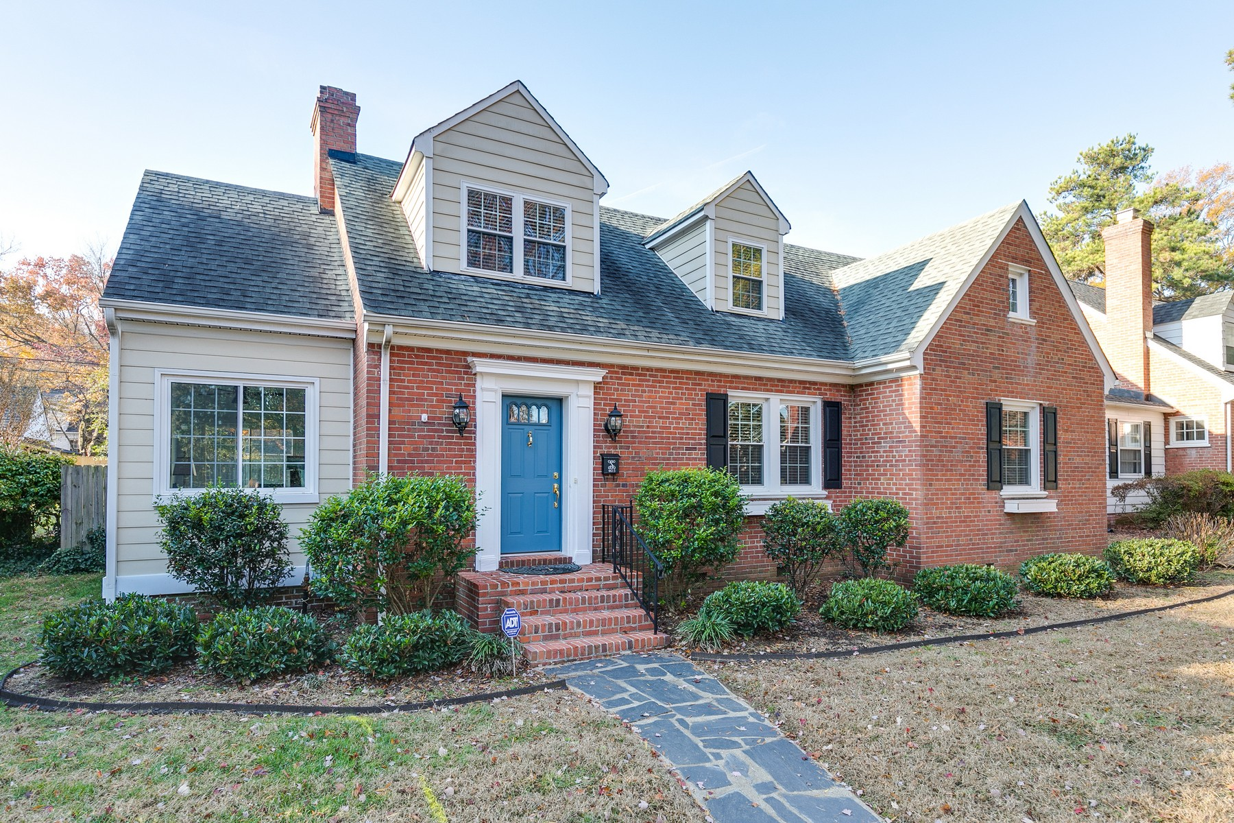 Single Family Homes for Active at Colonial Place 4613 Leonard Parkway Richmond, Virginia 23226 United States