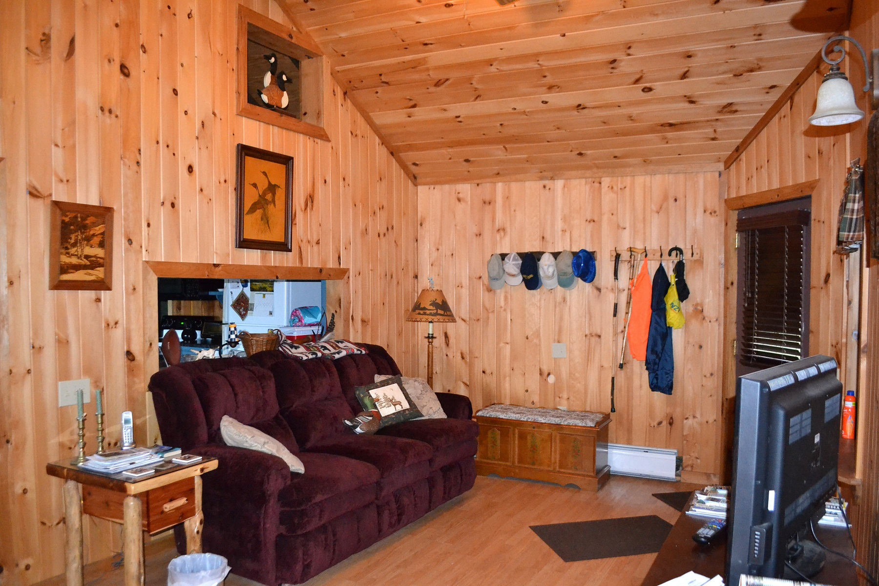 Additional photo for property listing at 186 Stoney Step Road 186 Stoney Step Road Indian Lake, New York 12842 United States