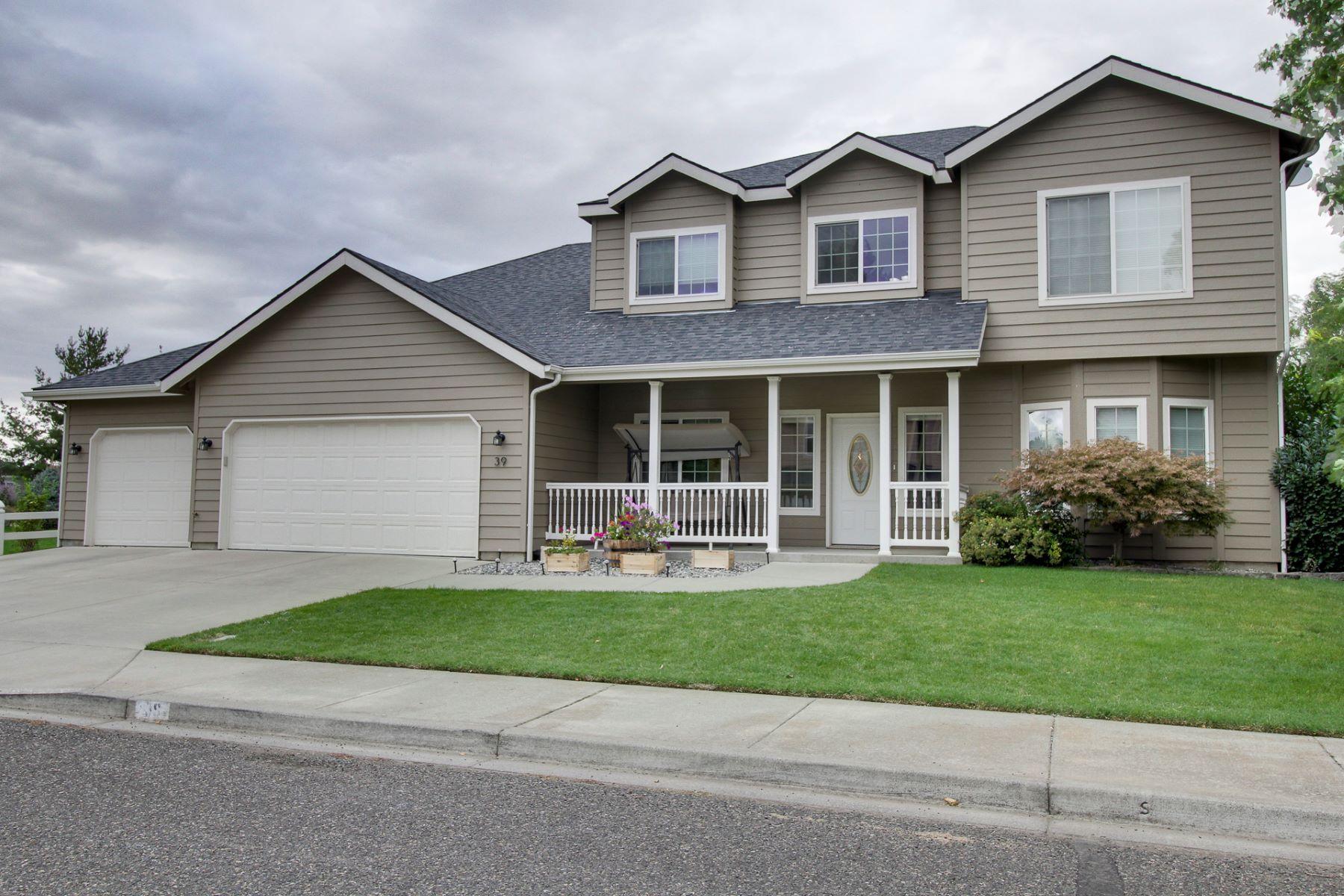 Single Family Homes for Sale at 39 Parkwood Circle Walla Walla, Washington 99362 United States