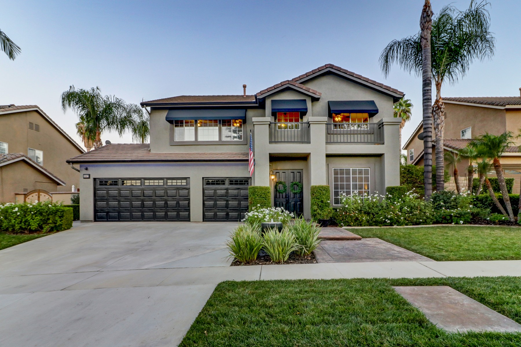 Single Family Homes for Sale at 3607 Summertree Lane, Corona, CA 92881 3607 Summertree Lane Corona, California 92881 United States