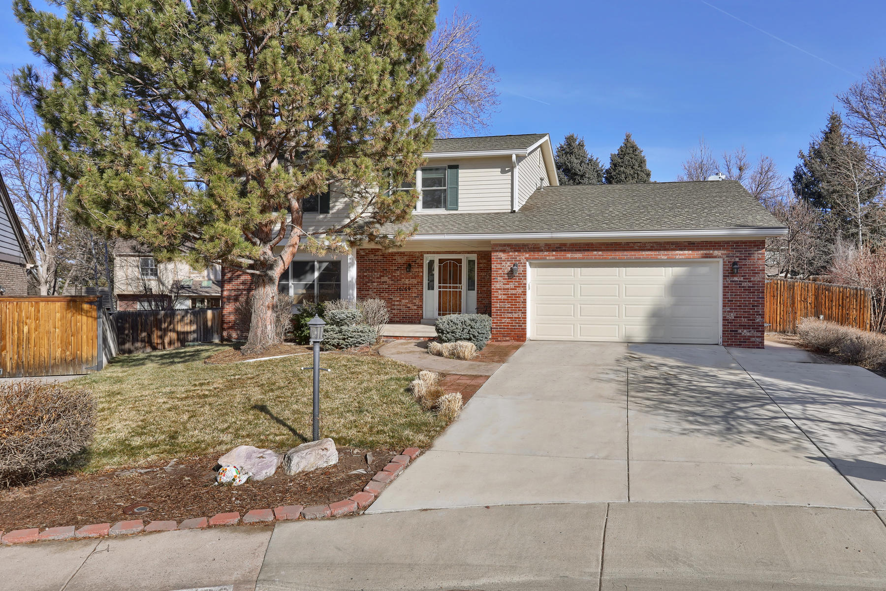 Single Family Homes for Active at Welcome home! This traditional Orchard Gate home sits at the end of a cul-de-sac 10169 E Lake Place Englewood, Colorado 80111 United States
