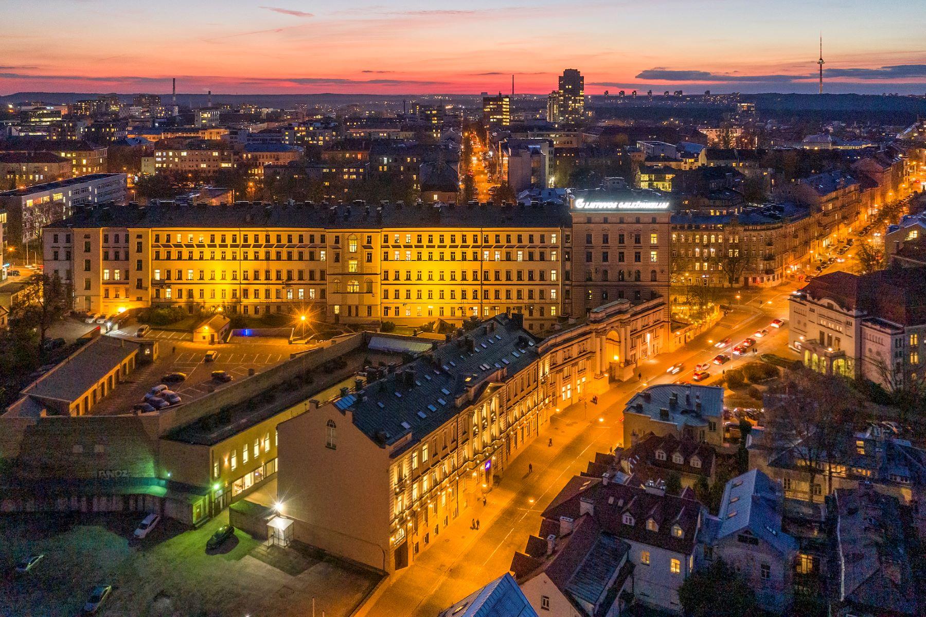 Single Family Homes por un Venta en Representative residence in the city center Vilnius, Vilnius County Lituania