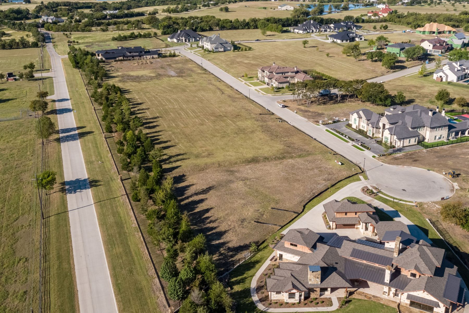 Land for Sale at Build on Your Own Lot 1.030 Acre Homesite 624 Rustic Ridge Drive Heath, Texas 75032 United States
