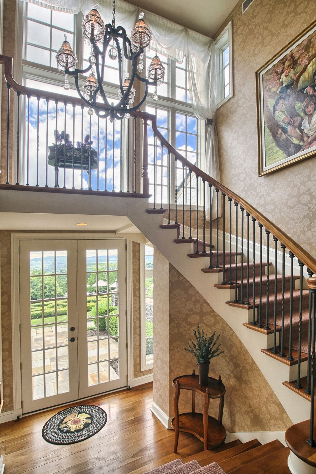 Additional photo for property listing at Custom French Country Manor in Laurel Valley 387 Fisher Lane Ligonier, Pennsylvania 15658 United States