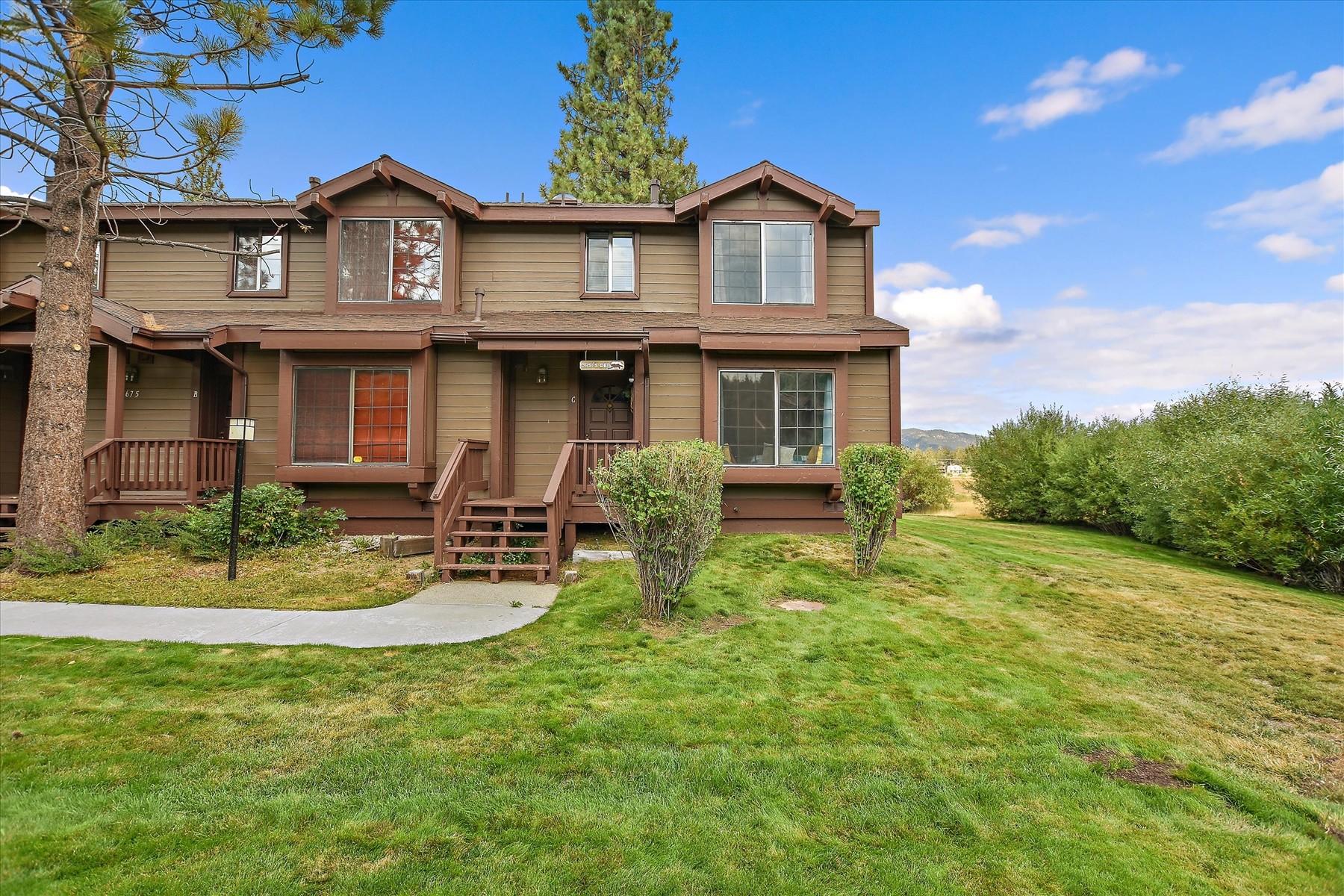 Condominiums pour l Vente à 675 Cienega Road #C Big Bear Lake, CA 92315 675 Cienega Road Unit #C, Big Bear Lake, Californie 92315 États-Unis